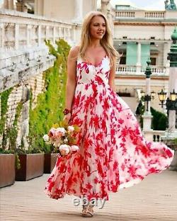 H&m Ss2019 Trend Wrapover Patterned Floral Dress Bloggers Sold Out Holidays