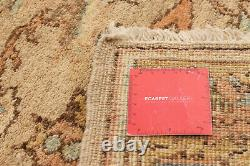 Hand-Knotted Carpet 2'6 x 9'2 Traditional Oriental Wool Area Rug