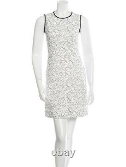 KATE SPADE NEW YORK Lace Floral Patterned Dress, XS, US 0