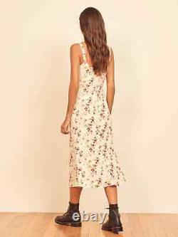 NWT Reformation Avalon Dress, in Annaliese color pattern, US 2, XS-S, Sold Out