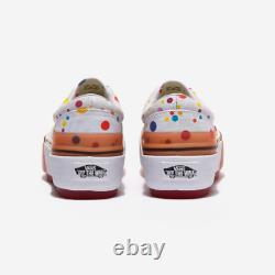 Vans UV INK Era Stacked Floral Pattern Women's Shoes VN0A4BTO4GG Expeditedship