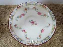 Minton Rose Floral Swags Pattern Set Of 4 Demitasse Cups And Saucers A4807